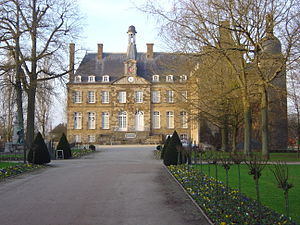 Flers, Orne - Château de Flers
