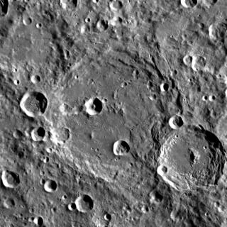 Chebyshev (crater) lunar crater