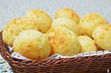 pão de queijo wikipedia