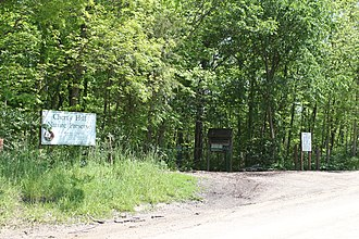 Superior Township, Washtenaw County, Michigan - Image: Cherry Hill Nature Preserve Superior Township Michigan
