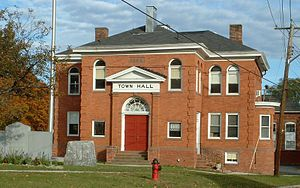 Cheshire, Massachusetts - Cheshire Town Hall