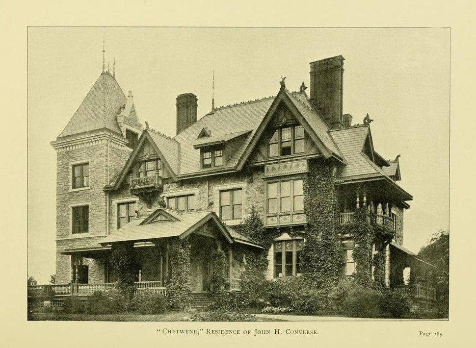 Chetwynd from Rural Pennsylvania 1897