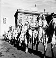 Chief Duck at Calgary Stampede 1945.jpg