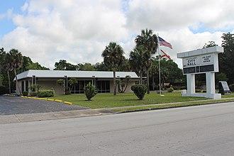 Chiefland, Florida - Chiefland City Hall