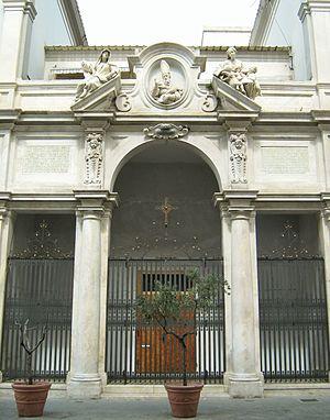 Chiesa di S.Gregorio a Livorno