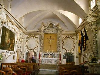 San Domenico (Pisa) - Image: Chiesa di san domenico (pisa), interno 01