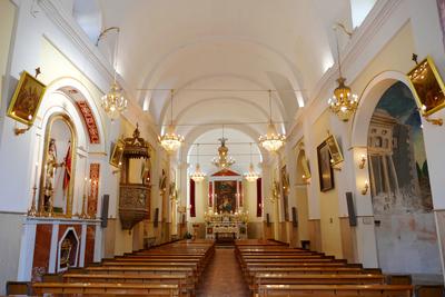 erezione parrocchie nel 1960 catania en