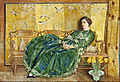 Childe Hassam - April - (The Green Gown) - Google Art Project.jpg