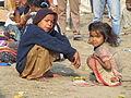 Children - Gangasagar Fair Transit Camp - Kolkata 2012-01-14 0707.JPG