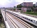 China Railways CRH2C-061C at Lingchuan, Guilin 20130618 04.jpg