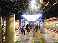 Chiyoda line - otemachi stn platforms - Nov 18 2017.jpg