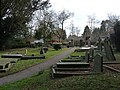 Christchurch churchyard, Coed-y paen - geograph.org.uk - 1748231.jpg