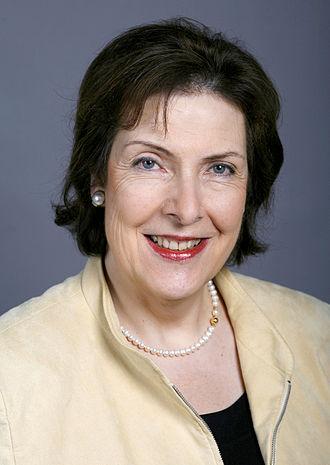 Christine Egerszegi - Image: Christine Egerszegi