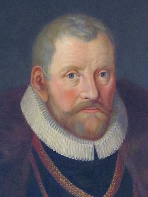 Christoffer Valkendorff - Image: Christopher Valkendorf til Glorup