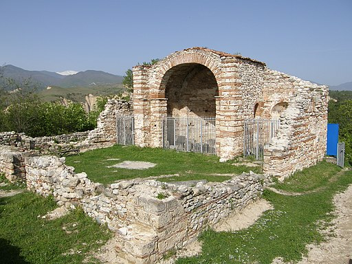 Church of St Nicholas Melnik Klearchos 2