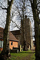 Church of the Holy Cross Felsted Essex England - from the northwest.jpg