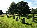 Churchyard, St Katharine's Church - geograph.org.uk - 1469647.jpg
