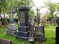 Churchyard of All Hallows Church, Bispham 2.jpg