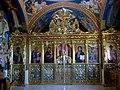 Chypre Monastere Stavrovouni Agios Pantes Iconostase - panoramio.jpg