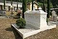 "Cimitero Inglese di Bagni di Lucca, Louise de la Ramée ""Ouida"" 02.jpg"