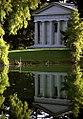 "Cincinnati - Spring Grove Cemetery & Arboretum ""Fleischmann Mausoleum - Reflected"""" (4066822942).jpg"