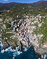 Cinque Terre - Riomaggiore - Panorama 2 (27334885376).jpg