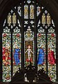 Cirencester, St John the Baptist church, Window (31398093818).jpg