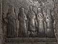 Cirencester, St John the Baptist church, memorial brass (31467854338).jpg
