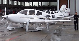 image illustrative de l'article Cirrus SR22