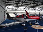 Cirrus Sr22 - Bdg Air Fair 9 5-2016.jpg