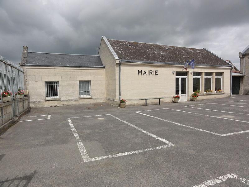 Ciry-Salsogne (Aisne) mairie