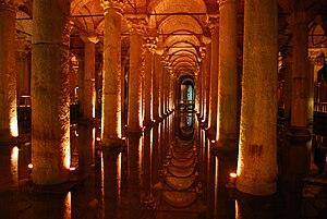 Basilica Cistern - Basilica Cistern