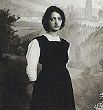 Clara Haskil fiatalon