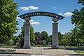 Clasky Common Park sign, New Bedford, Massachusetts.jpg