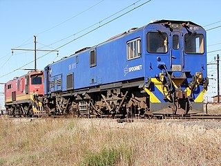 South African Class 10E1, Series 1 class of 50 South African electric locomotives