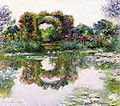 Claude Monet - Flowering Arches, Giverny.JPG