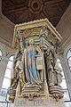 Claus Sluter. Moses Well. Puits de Moïse. Колодец Моисея или Колодец Пророков. Клаус Слютер. 1395-1405 (4).JPG