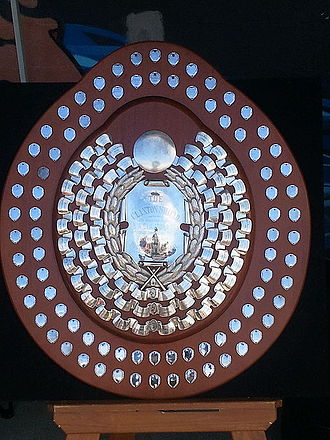 Claxton Shield - Image: Claxton Shield 2013 08
