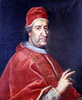 Pope Clement XI 18th-century Catholic pope
