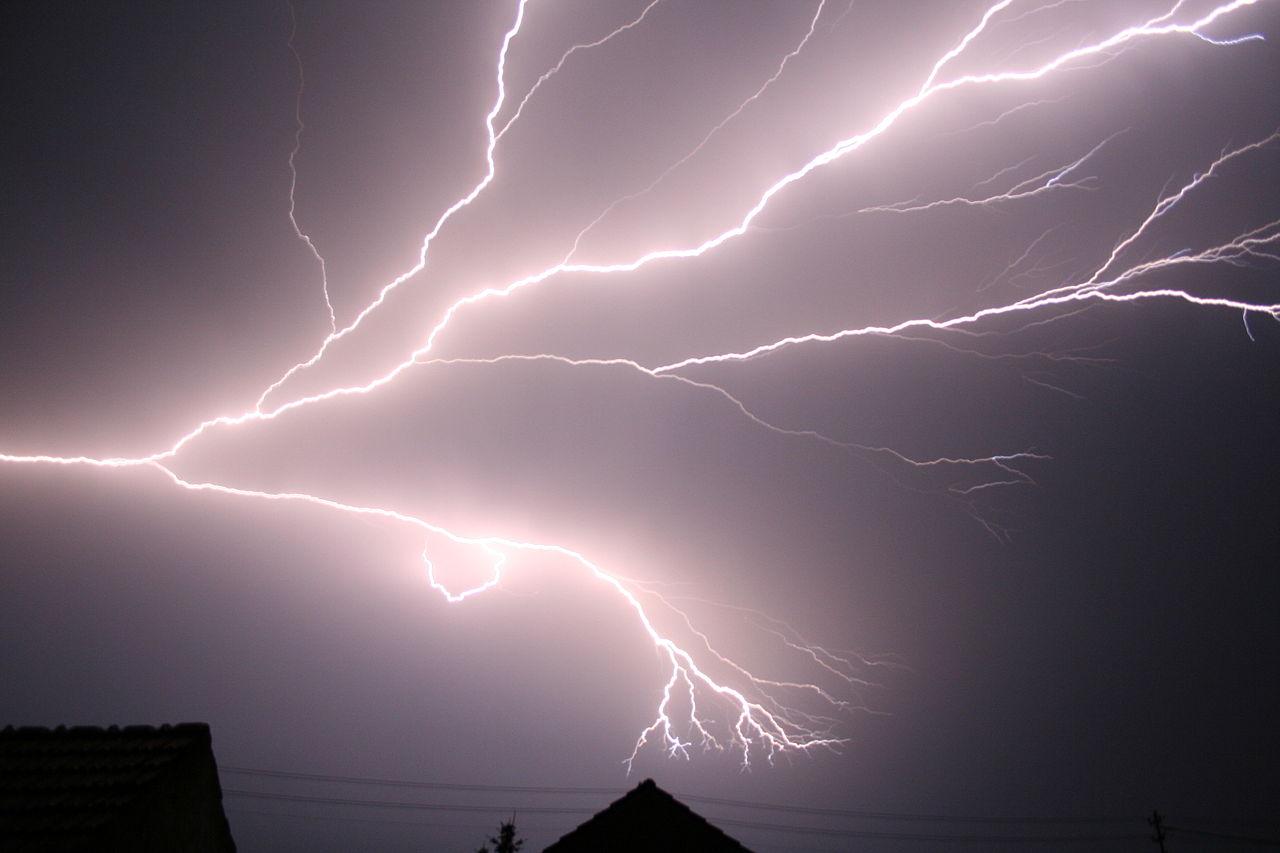 Image Result For Lightning Wikipedia