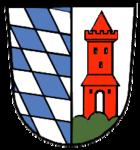 Das Wappen von Günzburg
