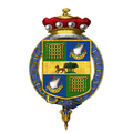 Coat of Arms of James Callaghan, Baron Callaghan of Cardiff, KG, PC.png
