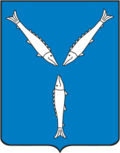 Coat of Arms of Saratov.png