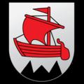 Coat of arms of Balbieriškis.png