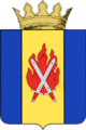 Coat of arms of Oktyabrsky district 02.png