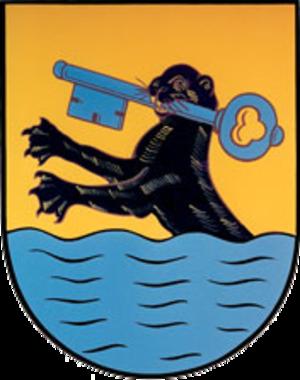 Biebrich (Wiesbaden) - Image: Coat of arms of Wiesbaden Biebrich