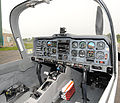 Cockpit of Grob Tutor Two Seat Training Aircraft MOD 45152682.jpg