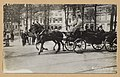 Col. Roosevelt, American Minister Beaupre and 1st Secretary Hibbon (i.e. Hibben) driving to the house in the woods, former palace of Wm. III, Netherlands LCCN2013651157.jpg