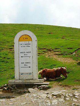 Les cols mythiques du Tour de France 280px-Col_d%27Aubisque