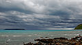 Cold front approaching Cook Strait, New Zealand, 26 December 2007 - Flickr - PhillipC.jpg